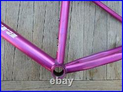 18 GT Zaskar LE frame 1992 mountain bike