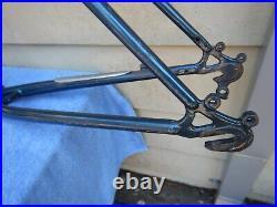 18 Vintage Specialized Rockhopper Mountain Bike Frameset Blue with EXTRAS