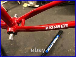 1989 Overburys Pioneer Columbus Cromo-MT Frameset