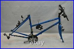 1992 Trek Antelope 820 MTB Bike Frame Set 19 Large Hardtail Rigid Steel Charity