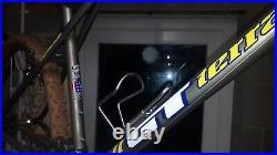 1995 19 Titanium GT retro MTB stunning condition Lightning Xizang Frame&Fork