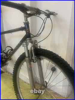 1995 Kona Lava Dome Retro Mountain Bike Mtb Frame Size 17