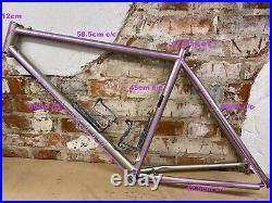 1995 MARIN Team Marin MTB kult retro Mountainbike Rahmen Stahl