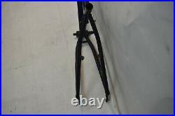 1997 Kona Kilauea MTB Bike Frame 17 Medium Hardtail Chromoly Steel USA Charity