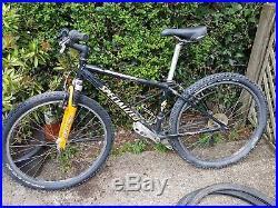1998 Specialized Rockhopper Comp A1 Retro Mountain Bike 15 inch frame