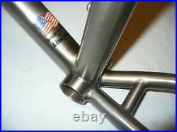 2001 Litespeed Toccoa Titanium XC MTB XC Frame 19 Nice