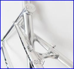 2008 GT Zaskar 20th Anniversary Re-issue 26 6061 Alloy MTB Frame Polished XL N