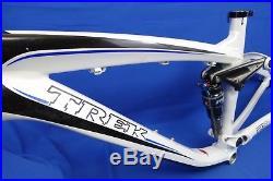 2008 Trek Remedy 9 26 Full Suspension Mountain Bike Frame -16/Small FOX