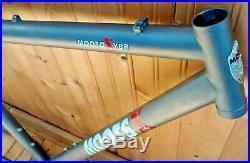 2010 MOOTS Mooto X YBB 29er Softail 22 frame TITANIUM Disc FRAME Ti