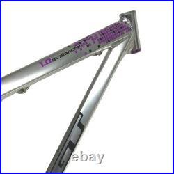 2011 GT Avalanche 1.0 26 Hardtail MTB Frame Disc Brake Chrome L 18 #1990 NEW