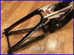 2011 Trek Session 8 Full Suspension Downhill Mountain Bike Frame. Fox DHX 5.0