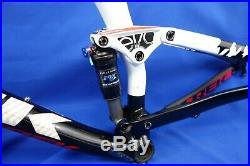 2011 Trek Top Fuel 9.9 SSL Carbon Full Suspension Mtn Bike Frame 17.5/Medium