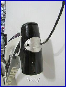 2012 Niner Jet 9 RDO Carbon 29er Frame Large White/Black Non-Boost QR