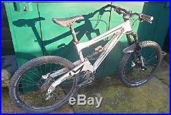 2012 Orange Patriot Mountain Bike Large Frame
