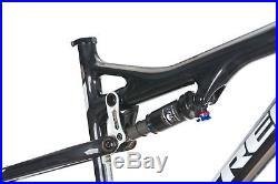 2012 Trek Superfly 100 Pro Mountain Bike Frame 19 LARGE 29 Carbon Fox