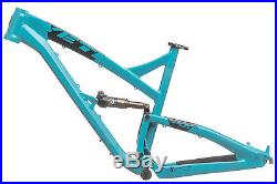 2014 Yeti SB95 Mountain Bike Frame Large 29 Aluminum 127mm FOX 10x135mm