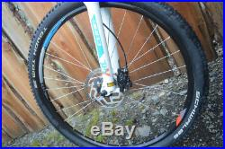 2016 Cube Access Wls 500 Bosch Electric E Bike 29er Mountain Bike 17 Frame