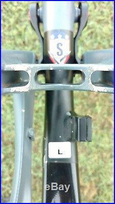 2016 Intense Tracer T275 Mountain Bike Frame Size Large Aluminum Rochshox