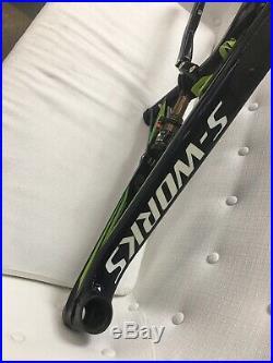 2016 Specialized S-Works Stumpjumper 29 Frame Size Medium