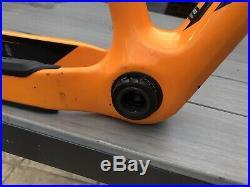 2016 Specialized Stumpjumper, L, carbon Hardtail frame