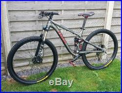 2016 Trek Fuel Ex8 29er Mountain Bike 18.5 Frame