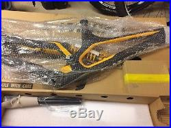 2017 Brand New Specialized Carbon S-Works Demo 8 DH Frame with New Ohlins Shock