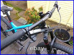 2017 Genesis Tarn 10 PLUS Hardtail Mountain Bike 18 Medium Frame 27.5 Fat Whee
