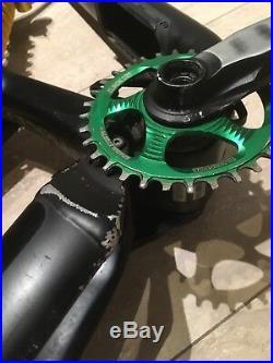 2017 Specialized Enduro Elite Carbon Mountain Bike Frame 29er (L) Ohlins Swat