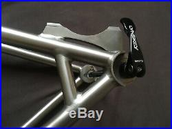 2018 LYNSKEY Ridgeline Titanium MTB Frame Size M / 27.5 Wheel Boost Spacing