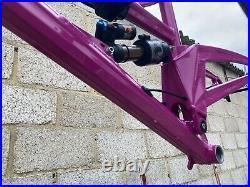 2018 Orange STAGE 6 frame 29er ENDURO Fox FLOAT X2 mtb bike DROPPER REVIVE