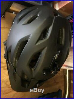2018 Whyte T-130 RS (Matt Granite/Lime) Frame Size Large + Helmet + Cleaning Kit