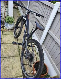 2020 Orange Clockwork Evo Small Frame Hardtail Mountain bike