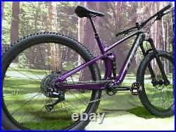 2020 Trek Fuel 5 29er Full Suspension Mountain Bike 18 Medium Frame 140mm Trail