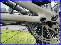 2020 specialized stumpjumper expert fsr, Full carbon Frame, Size Large Size L