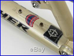 26 Gary Fisher Sugar 2 Full Suspension MTB Frame, Small, 2002