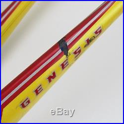 26 Gary Fisher Sugar Team Issue Full Suspension MTB Frame, Large 19, 2003
