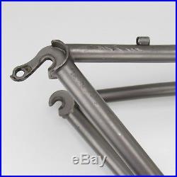 26 Moots YBB SL Titanium Softail Frame, 17.5