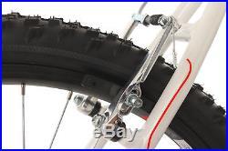 26 Mountain Bike Hardtail Carnivore White 21 Gear Aluminum Frame 52 cm 540M