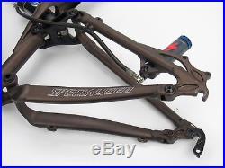 26 Specialized Stumpjumper S-Works FSR Full Suspension Frame M5, Medium, 2006