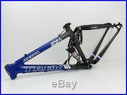 26 Trek Fuel 98 Carbon Full Suspension MTB Frame, Small 15.5 2005