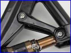 26 Yeti ASR C Full Supsension Carbon MTB Frame, Medium, 2011