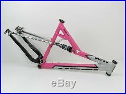 26 Yeti AS-R SL Full Suspension MTB Frame, Small, 2006, Pink