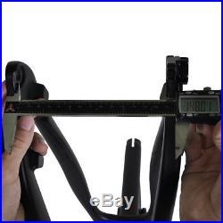 27.5+ 17.5 Full Suspension Carbon MTB Frame Boost UD Matt Mountain Bike BB92