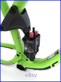27.5 650b Cannondale Carbon Trigger Mountain Bike Frame + Lefty Supermax Fork