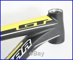 29 Gt Zaskar 9r Pro Carbon Mountain Bike Frame New Black Free Uk P&p