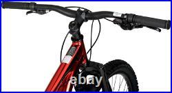 29 Mens Mountain Bike Aluminum Frame 9-Speed Full Suspension Standard Pedals