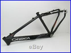 29 Orbea Alma 29er Carbon Fiber Hardtail MTB Frame, 18, 2009