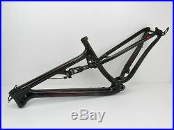 29 Trek Superfly 100 Pro SL Carbon Full Suspension Frame, 17.5