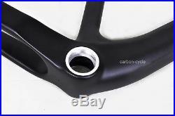 29er 19 Carbon MTB Frame 142mm Thru Axle BSA UD Matt Mountain Bike Clamp LIGHT