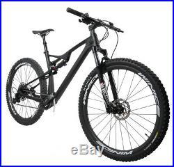 29er 19 Sram SX Eagle DUB 12s Full Suspension Carbon Mountain Bike Frame Shock
